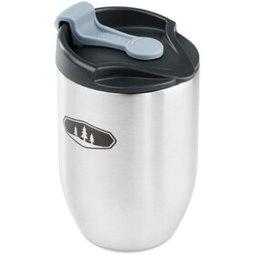 GSI Glacier Doppio Commuter Mug 192ml brushed